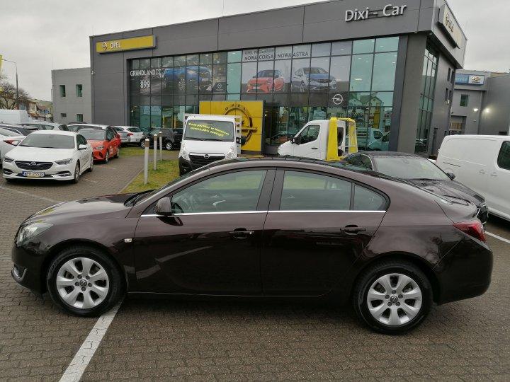 Opel Insignia A FL 2.0 CDTI 163 KM Automat Salon Vat23%
