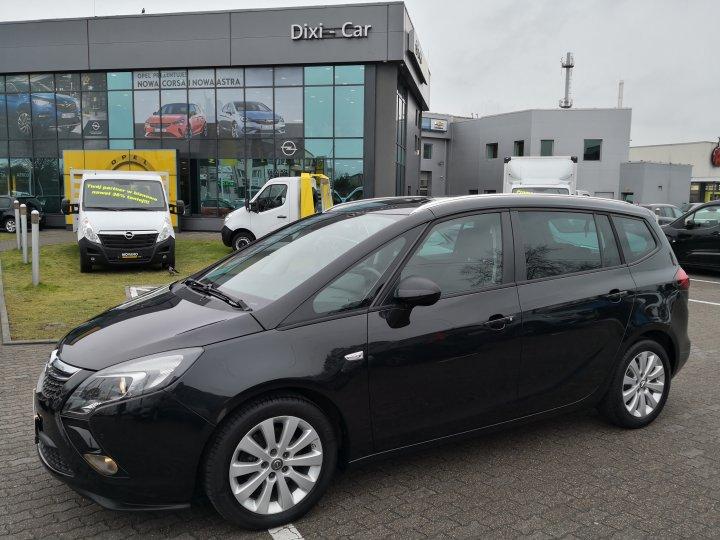 Opel Zafira C 1,4 16V 140 KM 7 - os. Navi