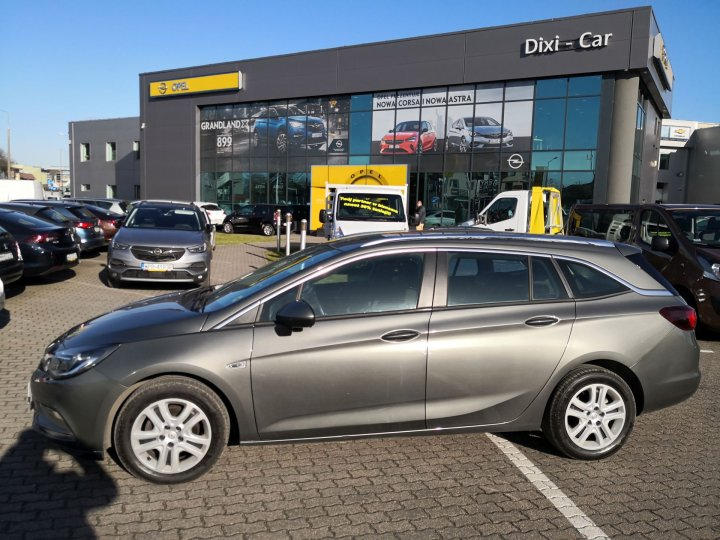 Opel Astra V 1,4 Turbo 125KM, Sports Tourer, Salon PL, Vat23%