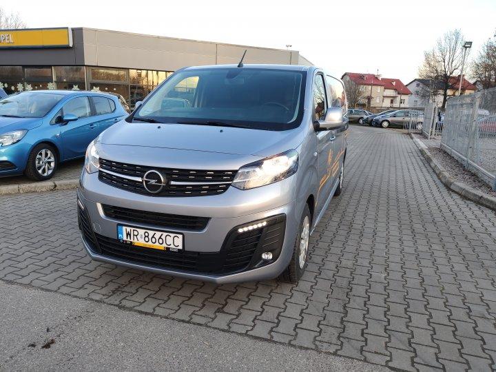 Opel Vivaro 2.0dt 122KM