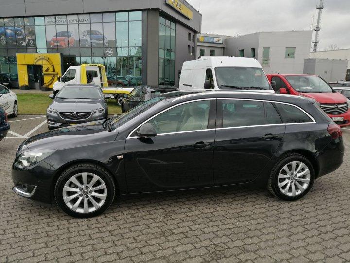 Opel Insignia A FL 2.0 CDTI 163 KM Sports Tourer Automat, ACC Vat23%
