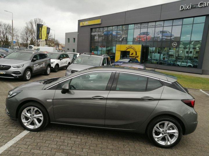 Opel Astra V 1,4 Turbo 150KM, Automat, Navi, Kamera, Salon PL