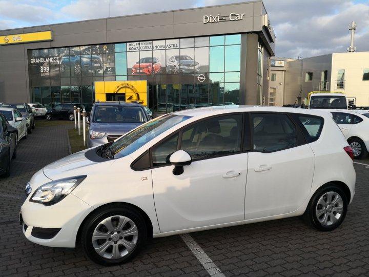 Opel Meriva B 1,4 100KM, Salon PL, 1 właściciel
