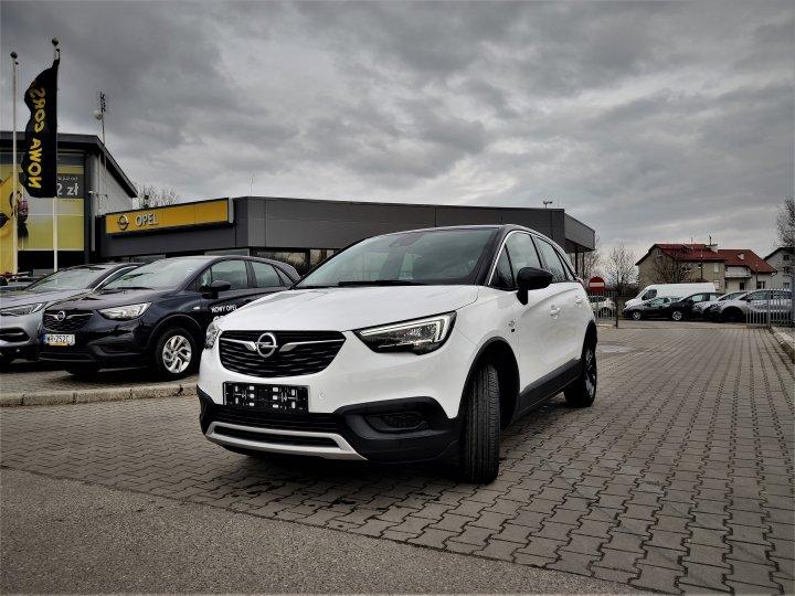 Opel Crossland 1.2T 130KM