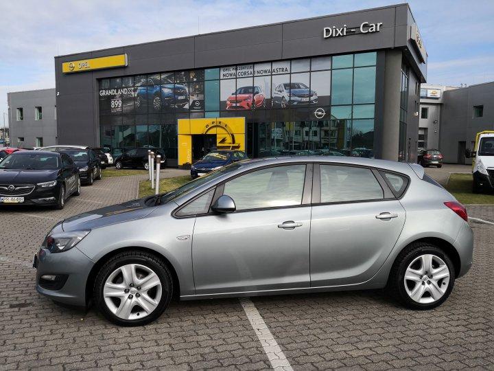 Opel Astra IV 1,4 T Fabryczne LPG, Salon PL
