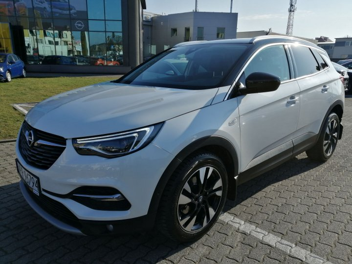 Opel Grandland X 1,6 CDTI 120KM, Automat, Innovation, Salon PL, Vat23%