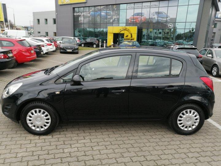 Opel Corsa D 1,2 benzyna 85KM, Salon Polska, 1 właściciel
