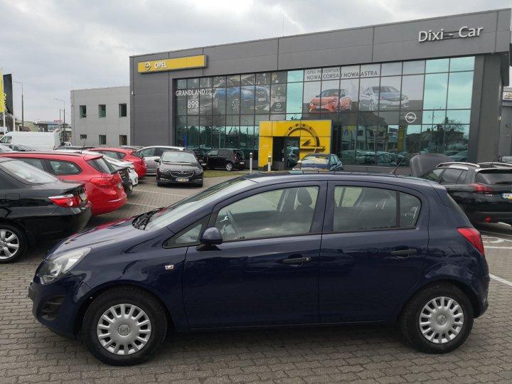 Opel Corsa D 1,2 85KM, Salon PL, 1 wł, REJ 2015r LPG fabryczne