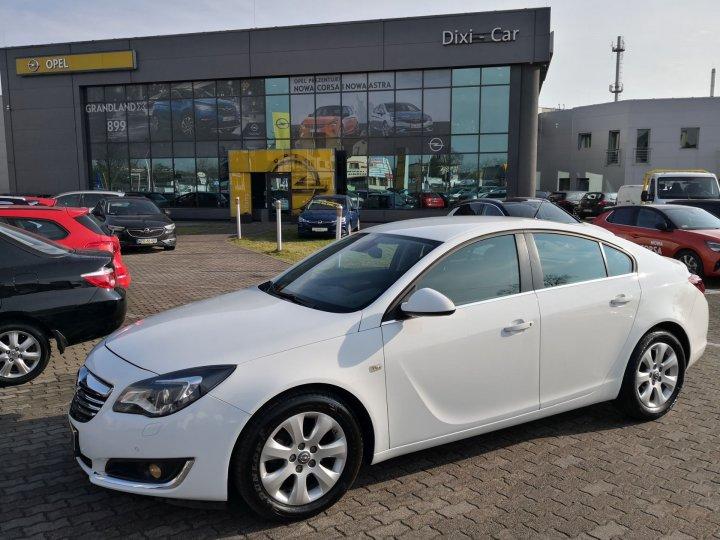 Opel Insignia 2,0 CDTI Niski Przebieg Ecoflex, 5dr (rata 657 zł/mc)