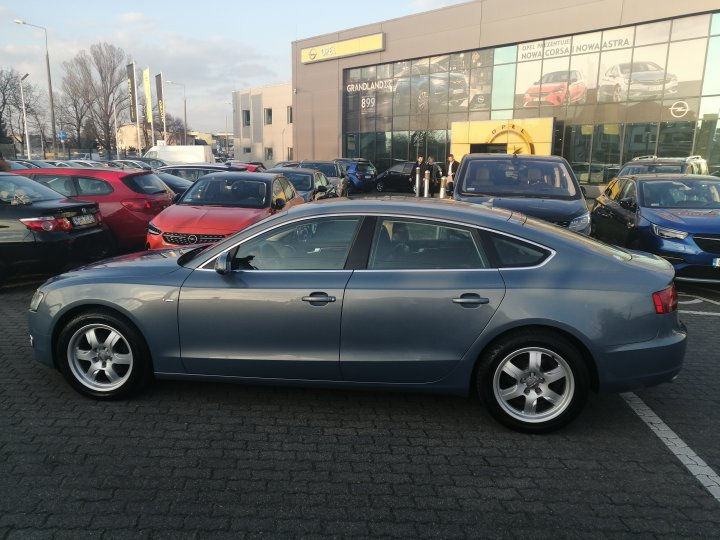 Audi A5 5dr Sportback 2.0 Tdi Xenon Skóry Serwis