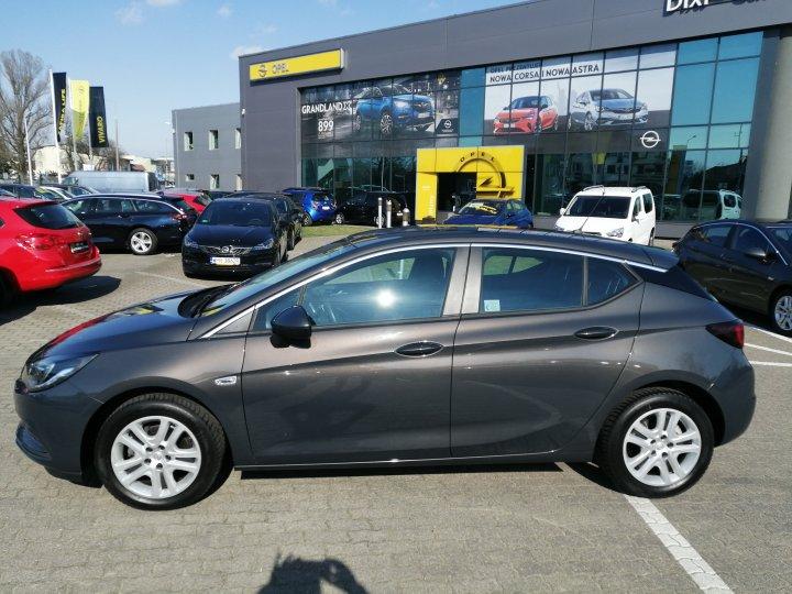Opel Astra V 1,4 125KM Salon Bezwypadkowy