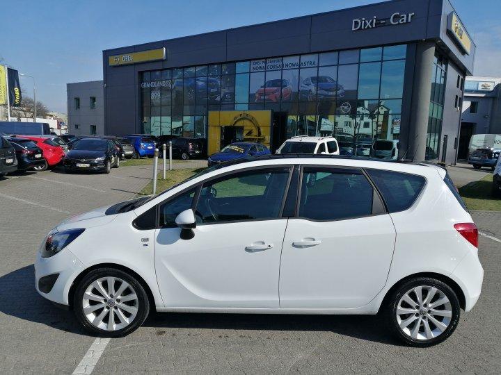 Opel Meriva 1.4 T  Serwis ASO Gwarancja