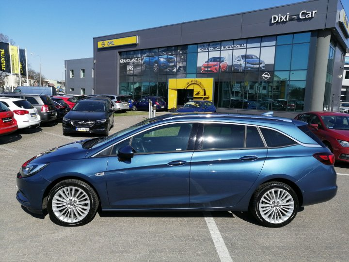 Opel Astra V 1,6 CDTI 136KM, Salon Polska, 1 właściciel, Vat23% ELITE