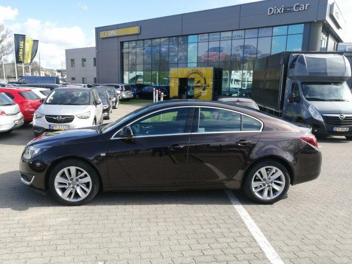 Opel Insignia 2.0 cdti BITURBO 195KM Cosmo Automat Salon Polska rej2014r
