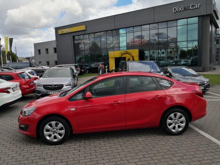 Opel Astra IV 1,6 CDTI 136KM, Salon PL, Vat23% 2016r
