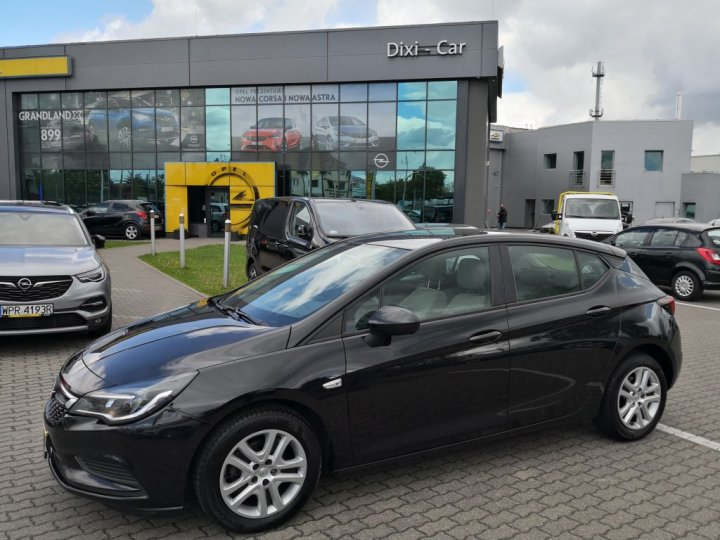 Opel Astra V 1,4 Turbo 125KM, Enjoy, Salon PL, Vat23%
