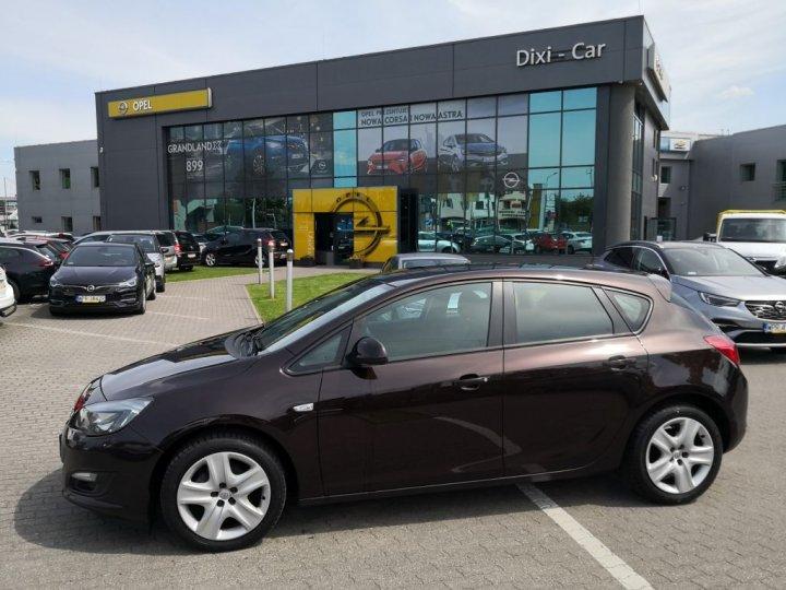 Opel Astra IV 1.6 16v Active rej 2016r Salon Polska Serwis ASO