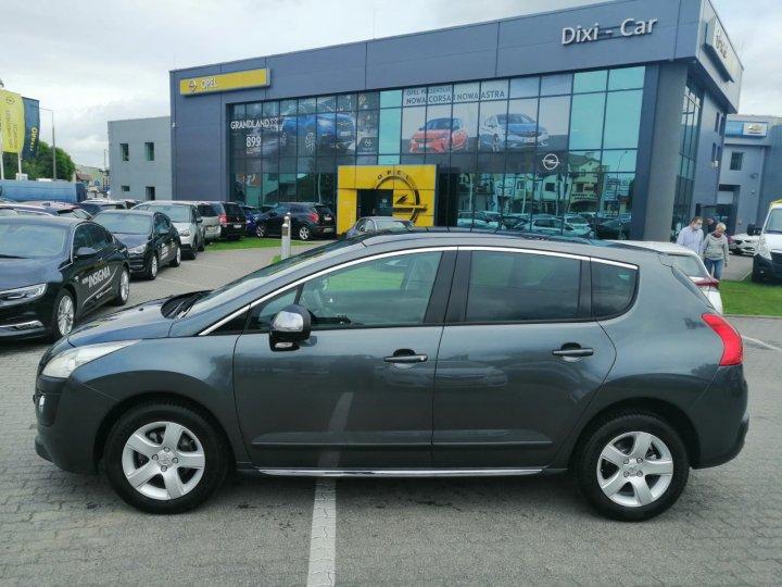 Peugeot 3008 1.6eHDI Full Opcja Panorama Niski Przebieg  Gwarancja