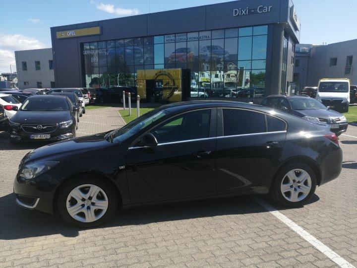 Opel Insignia 2.0 cdti 164KM Po Liftingu Automat Navi