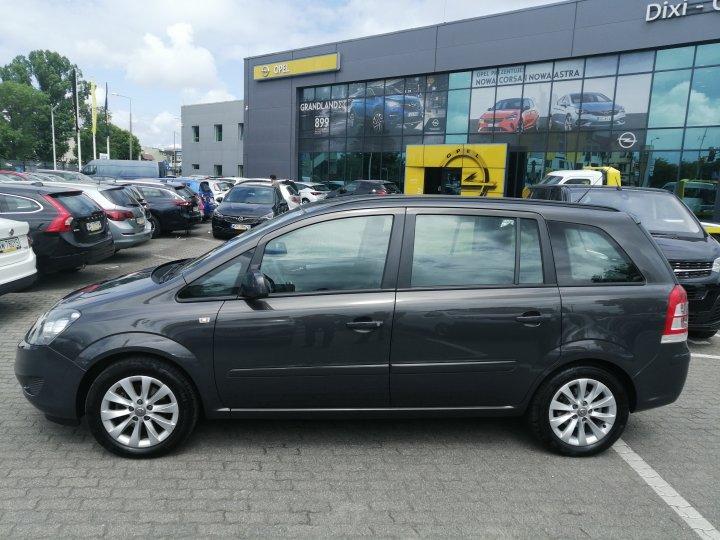 Opel Zafira B 1,8 16V Absolutnie Bezwypadkowy