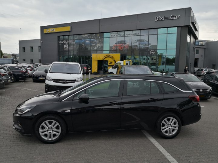 Opel Astra V Sports Tourer 1,4 Turbo 150KM, Enjoy+Biznes Plus+Zimowy, Vat23%
