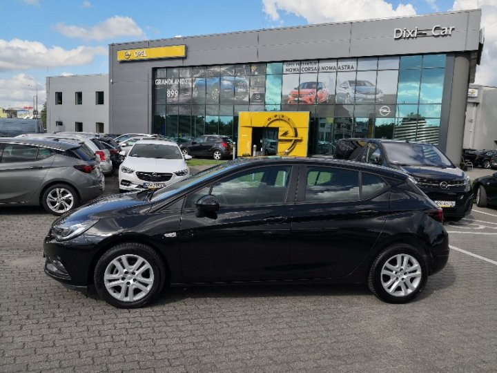 Opel Astra V 1,4 150 KM Automat Enjoy+Business+Zimowy, Vat23% 2019