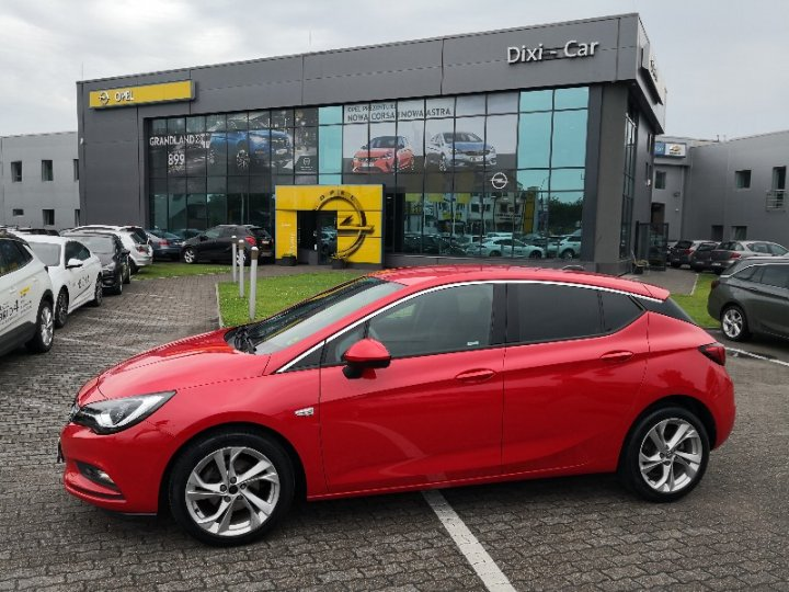 Opel Astra V 1,4 Turbo 150KM, Dynamic, Intellilux, Salon PL, Vat23%