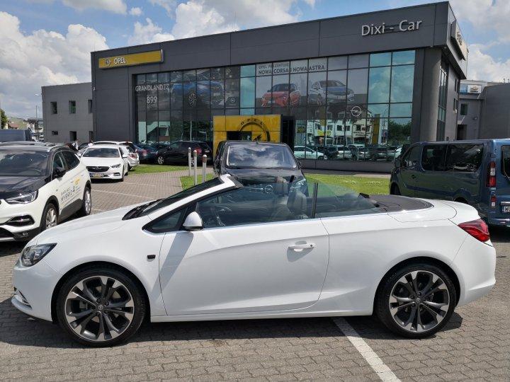 Opel Cascada 2,0 BiTurbo 195KM, Navi, Xenon, Skóry, Kamera, Zimowy,