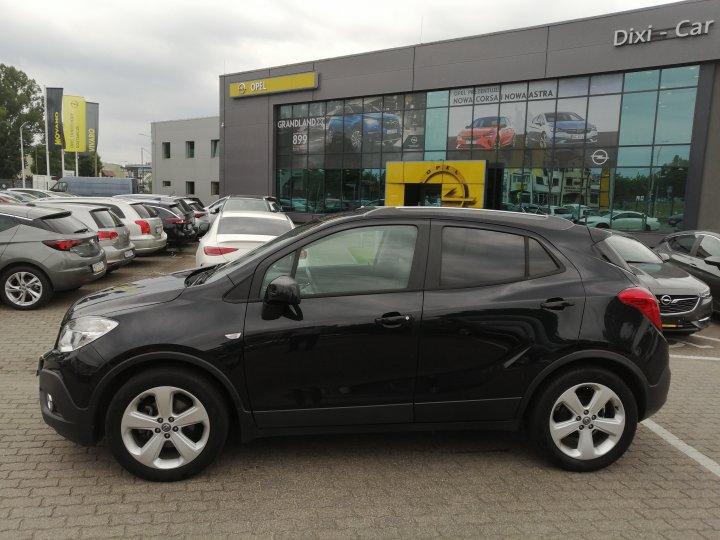 Opel Mokka 1.6 16v Niski Przebieg Serwis ASO Gwarancja