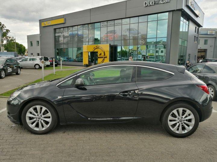 Opel Astra IV GTC 1.7 cdti Sport Skóra Serwis ASO