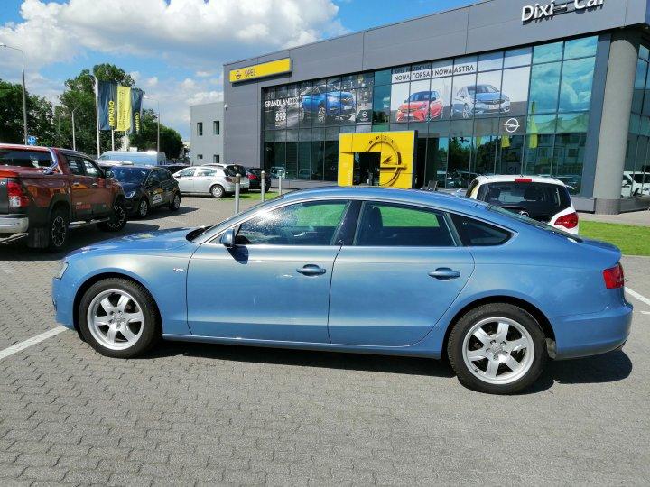 Audi A5 5dr Sportback 2.0 Tdi Xenon Skóry Gwarancja