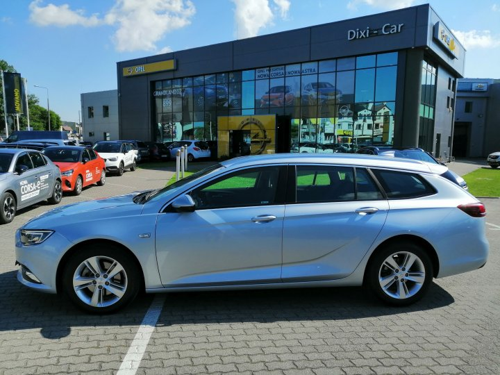 OPEL  INSIGNIA B 2.0 CDTI 170 KM SALON INTELLILUX LED NAVI