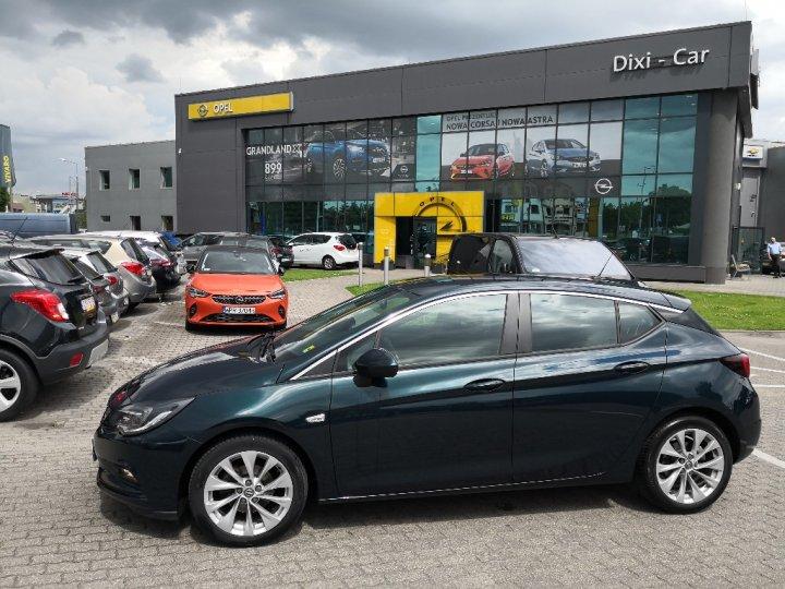 Opel Astra V 1,0 Ecoflex 105KM, Salon PL, serwis ASO, niski przebieg