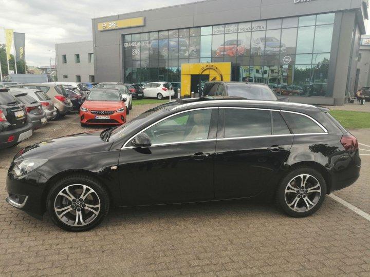 Opel Insignia FL 2,0 CDTI 170KM, 4x4 skóra, panorama, ACC, kamera, flex ride