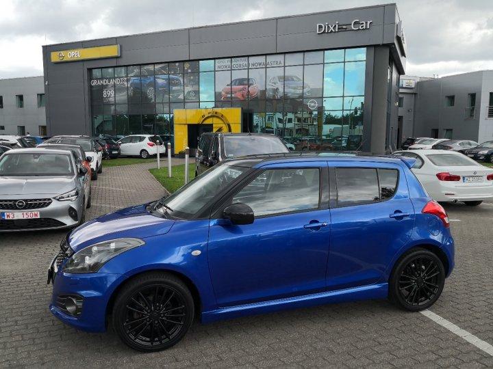 Suzuki Swift Sport 1,6 benzyna 136KM, 5DR, Xenon, Keyless, Klima auto