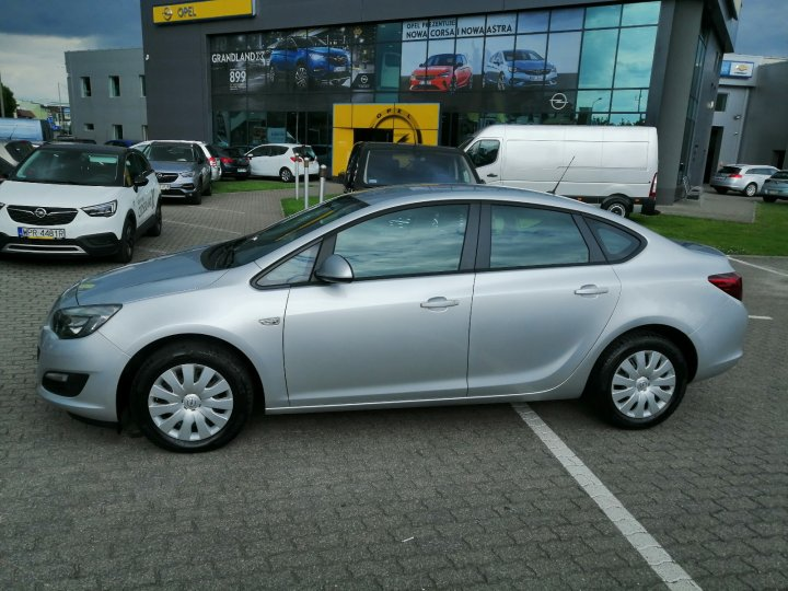 Opel Astra IV 1,4 Turbo 140KM, Salon PL, Vat23%
