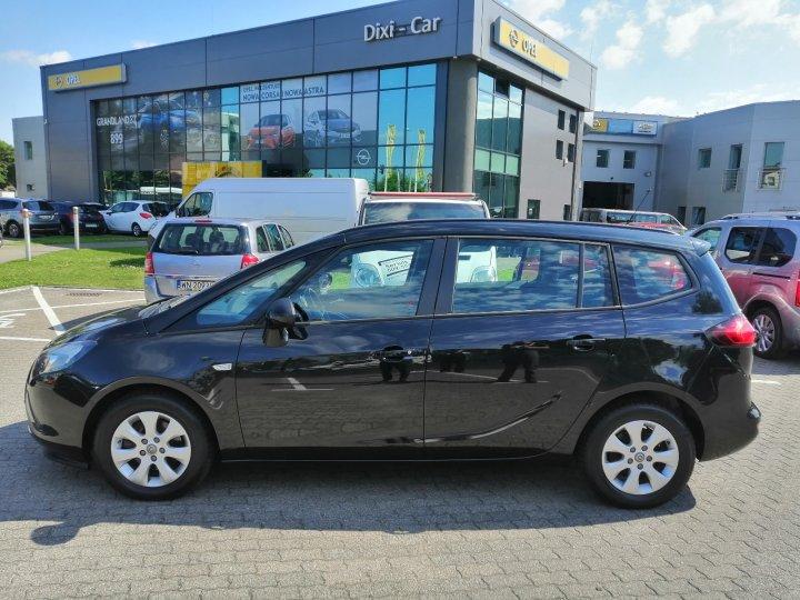Opel Zafira C 1,4 Turbo 140KM, 7osób, Salon PL, Vat 23%