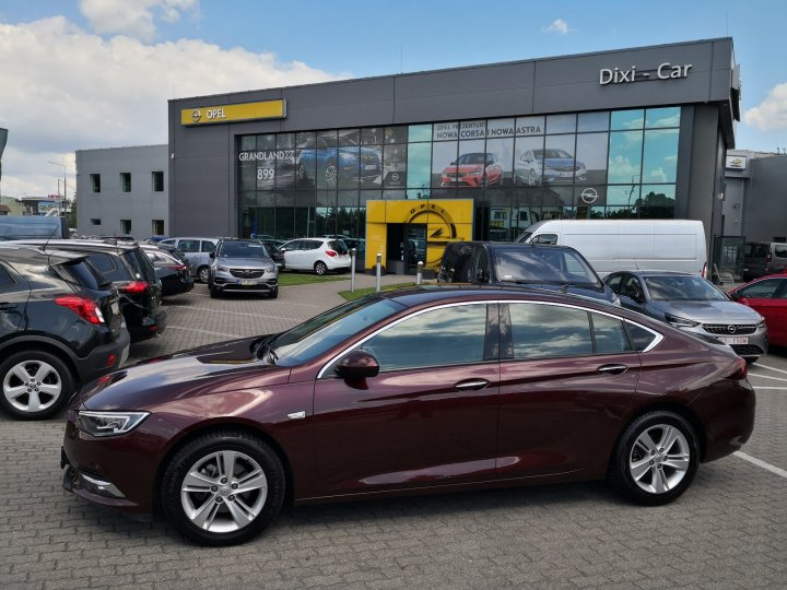 Opel Insignia B GS 1,5 benzyna 165KM, Navi, Intellilux, Salon, Vat23%