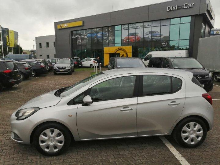 Opel Corsa E 1,4 benzyna 90KM, Salon Polska, Vat23%