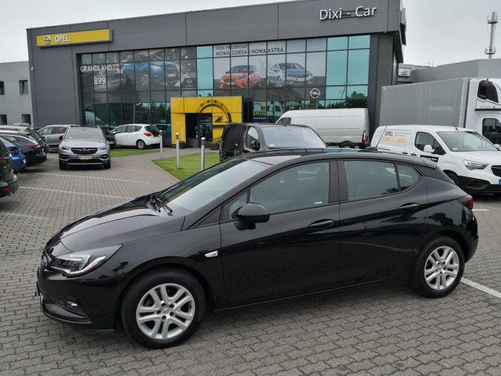 Opel Astra V 1.4 T 125KM 1 właściciel Salon Polska VAT23%