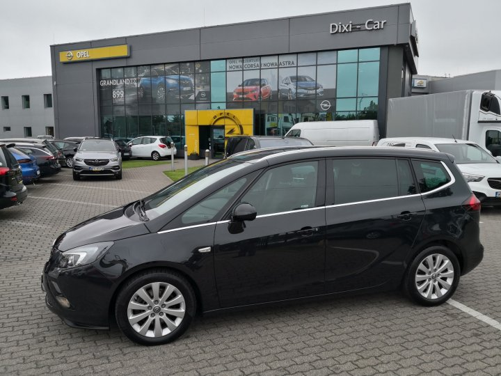 Opel Zafira C 2,0 CDTI 170KM, Sport, BiXenon, ACC, pakiet zimowy, Vat23%