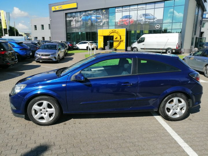 Opel Astra III GTC 1.6 AUTOMAT Niski Przebieg Serwis