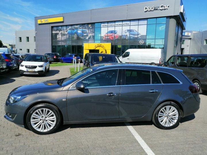 Opel Insignia 2.0 cdti 170KM Automat Xenon Navi Panorama Bezwypadkowa Serwis ASO
