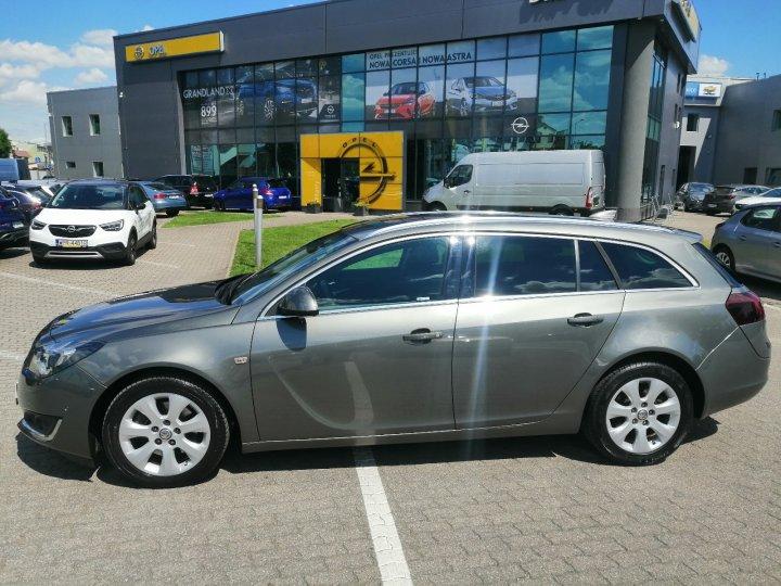 Opel Insignia Cosmo 2.0 170KM Navi Xenon Serwis ASO