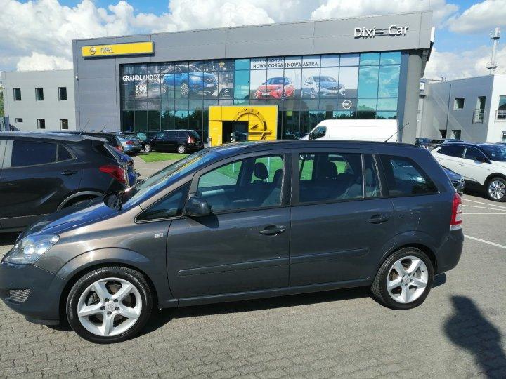 Opel Zafira B 1.7 cdti 110KM Niski Przebieg Serwis ASO Gwarancja