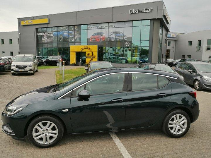 Opel Astra V 1.4 T 125KM 1 właściciel Innovation Serwis ASO Gwarancja