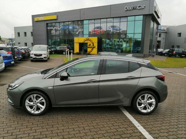 Opel Astra V 1.4 T 150KM 1 właściciel Dynamic Serwis ASO Gwarancja