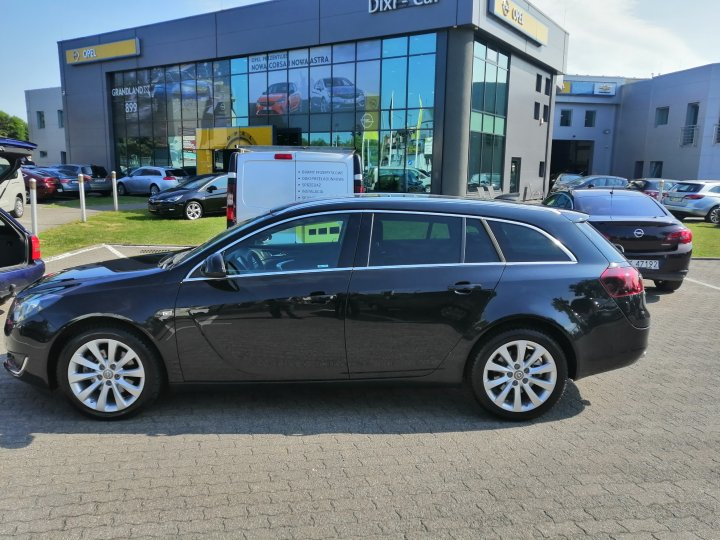 Opel Insignia Cosmo Sports Tourer 2.0 CDTI 170 KM Automat Vat23%