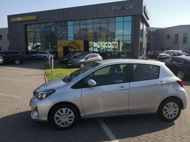 Toyota Yaris 1,0 VVT-i Active, Salon PL, Vat23%