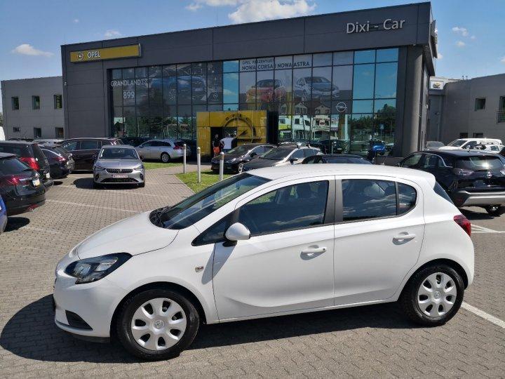 Opel Corsa E 1,4 benzyna 90KM, Biała perła, Vat23% Salon PL